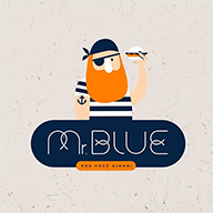 Mr. Blue - Delivery